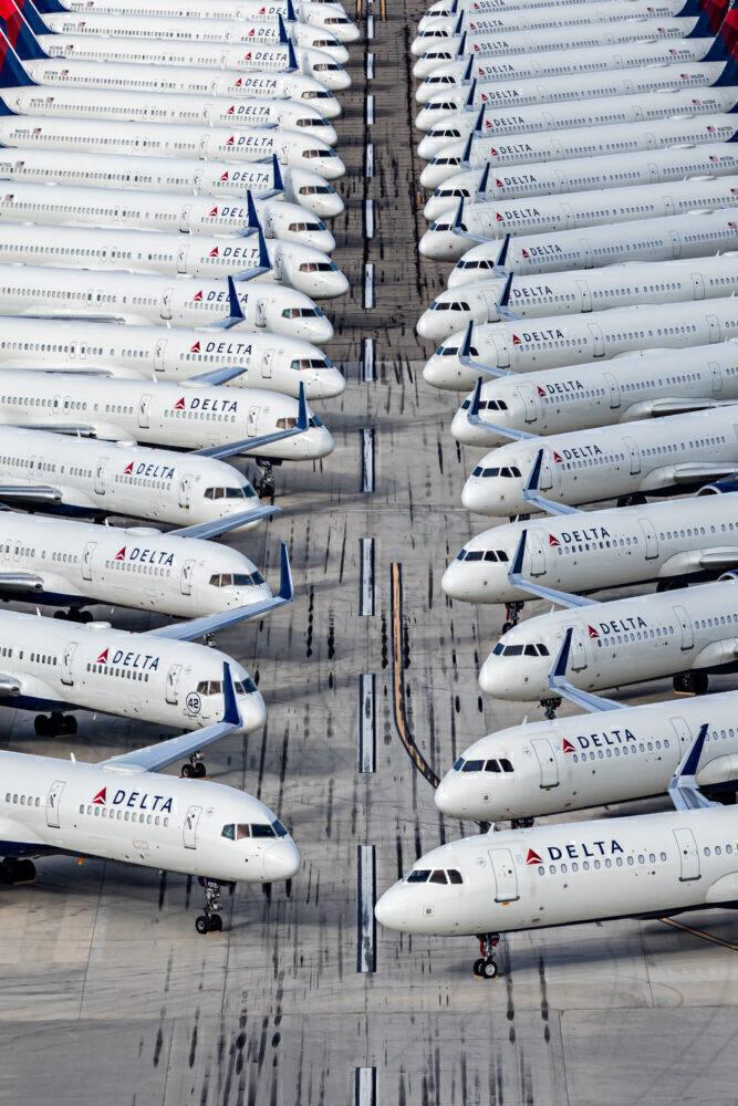 Delta Aircraft Victorville