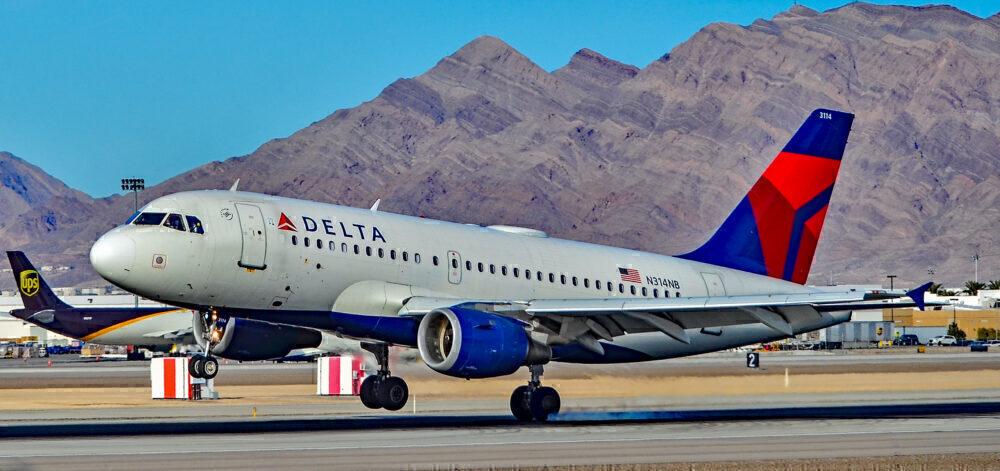 Delta Air Lines Airbus A319