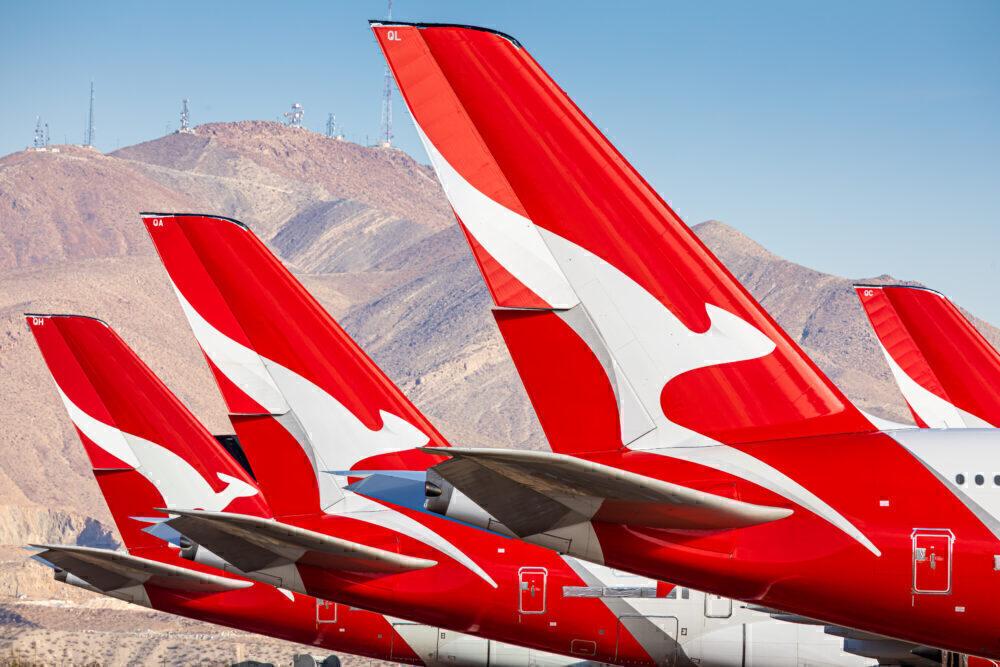 Qantas Victorville