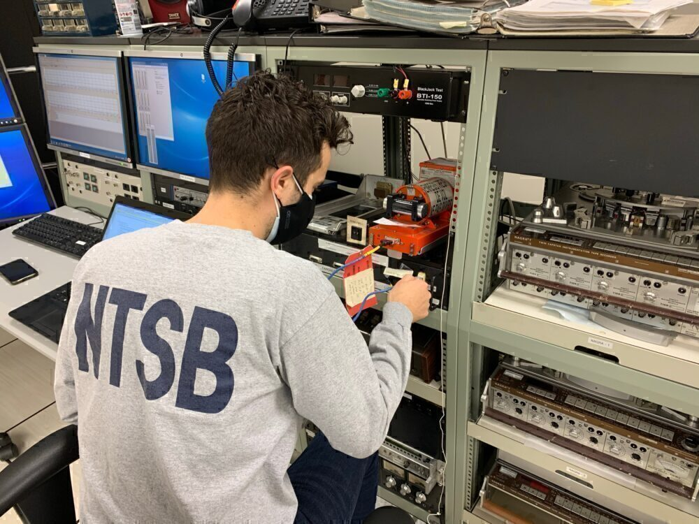 NTSB CVR