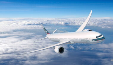 Cathay Pacific 777X