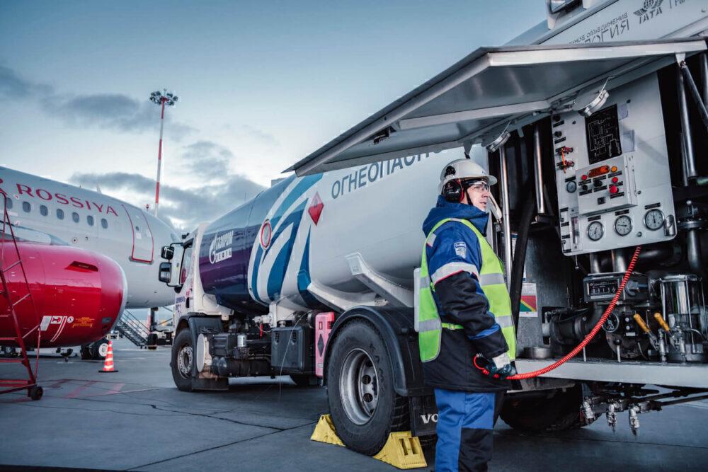 Gazprom fueling