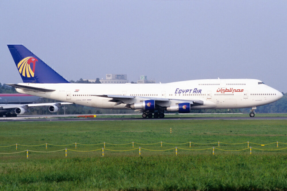 What Happened To Egyptair's Boeing 747 Aircraft?