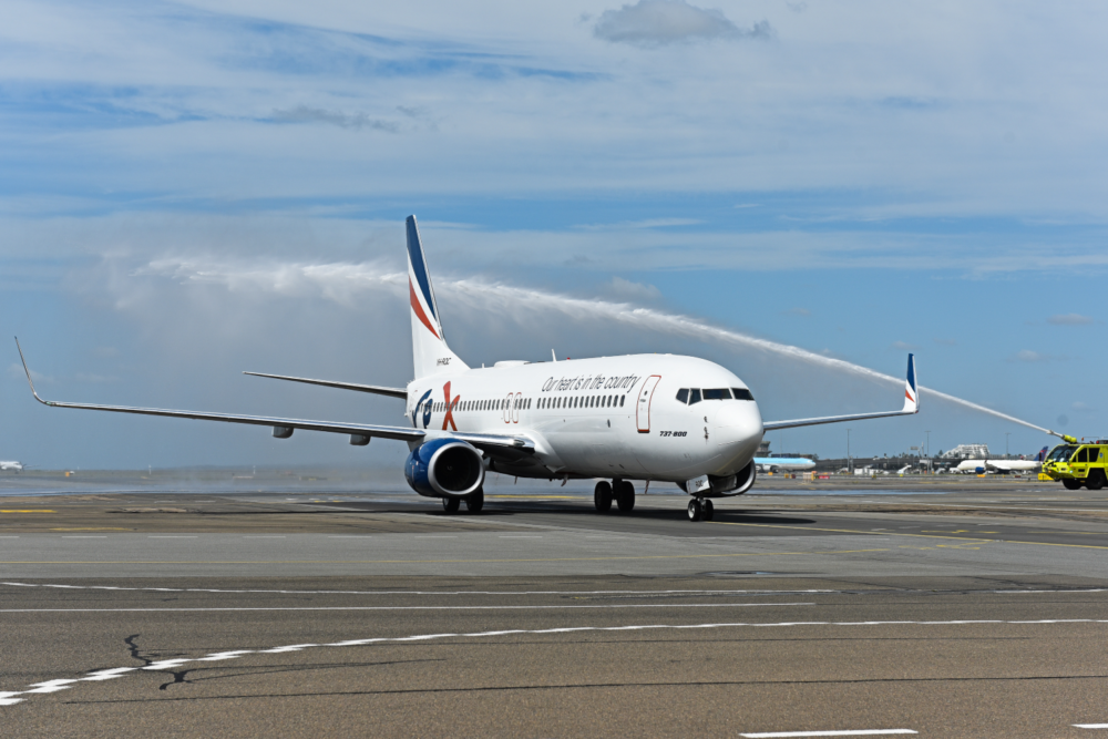 Rex-inaugurates-737-flights