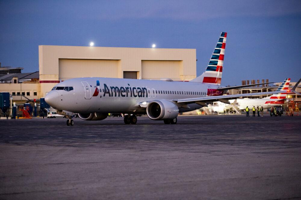 Americano 737 MAX
