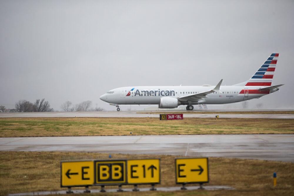 Boeing 737 estadounidense
