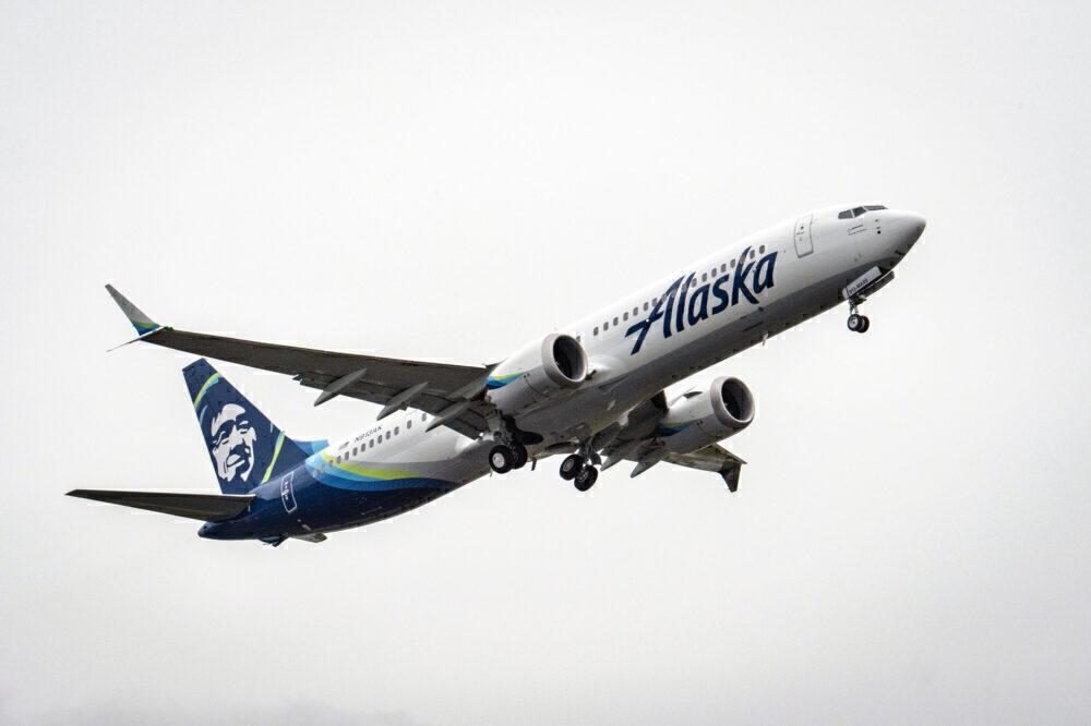 Alaska MAX 9
