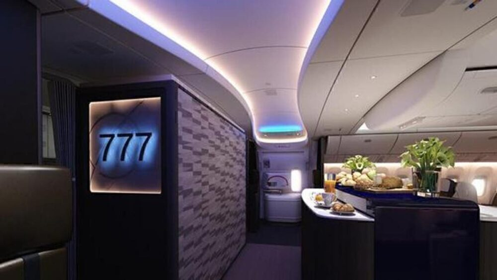 Lufthansa To Launch New Business Class On 787s Or A350s