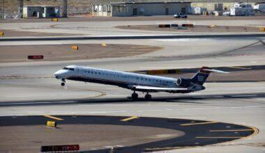 Mesa Airlines US Airways Express CRJ900