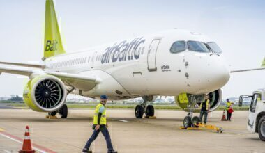 airBaltic, COVID-19, Vaccinations