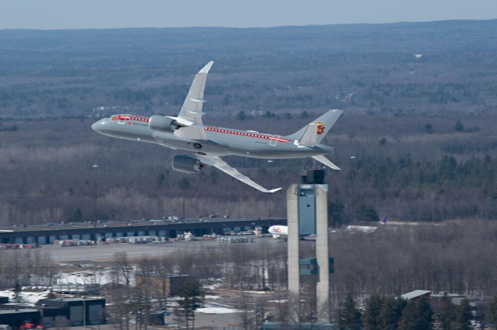 Air-Canada-A220-Retrojet-first-flights
