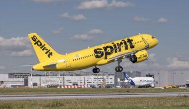 Spirit Airbus A320neo