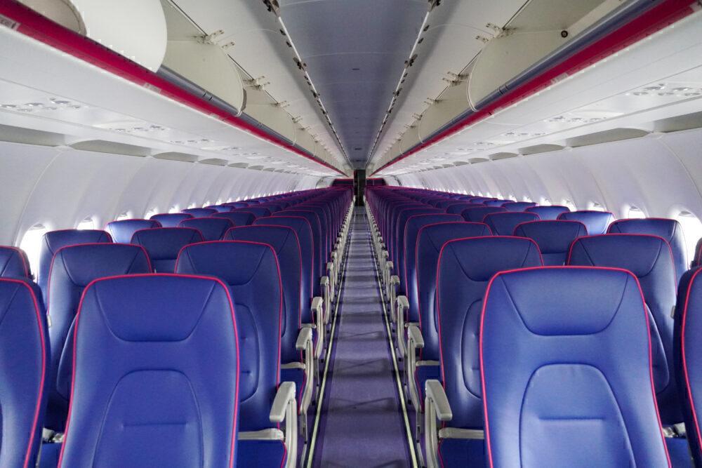A321neo Cabin Wizz Air