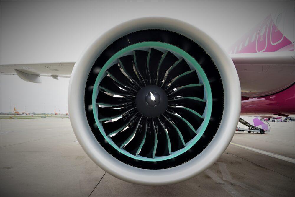 A321neo Engine Wizz