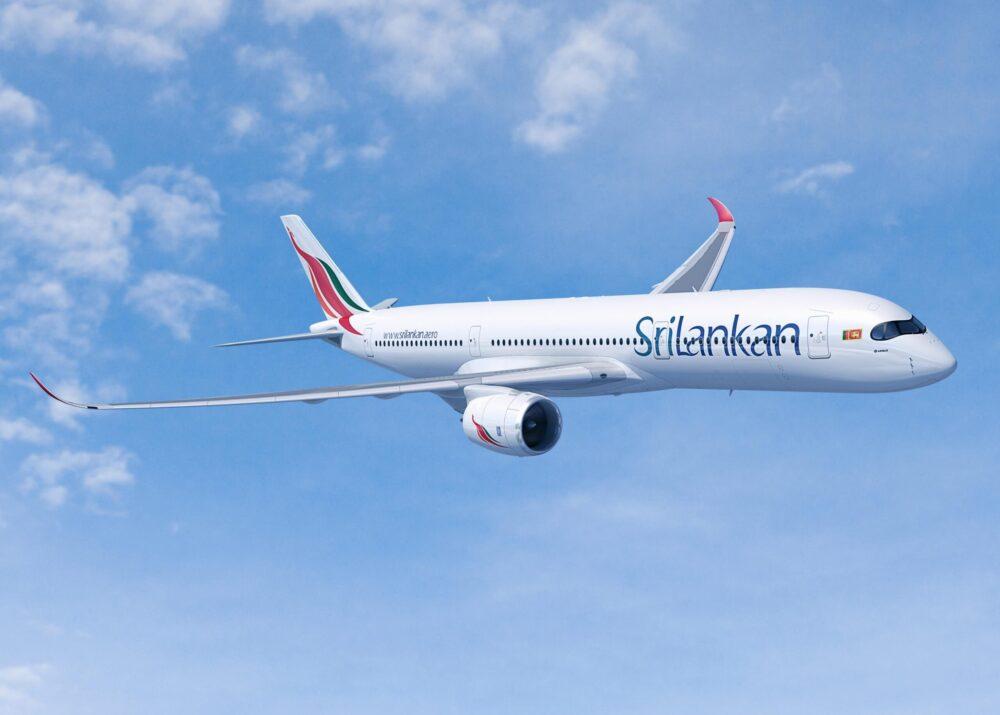 A350-900_Srilankan