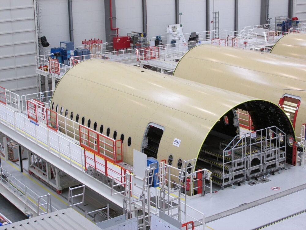 A350 factory