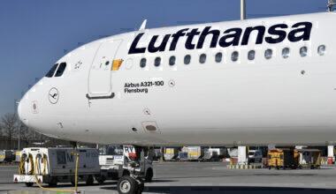 Lufthansa, Deutsche Bahn, Plane vs Train