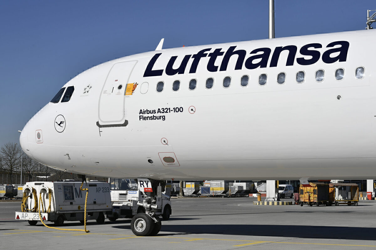 Could Trains Replace Planes On Lufthansa's Domestic Routes?
