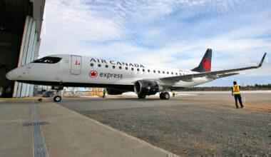 Air Canada Express ERJ-175