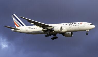 Air France 777