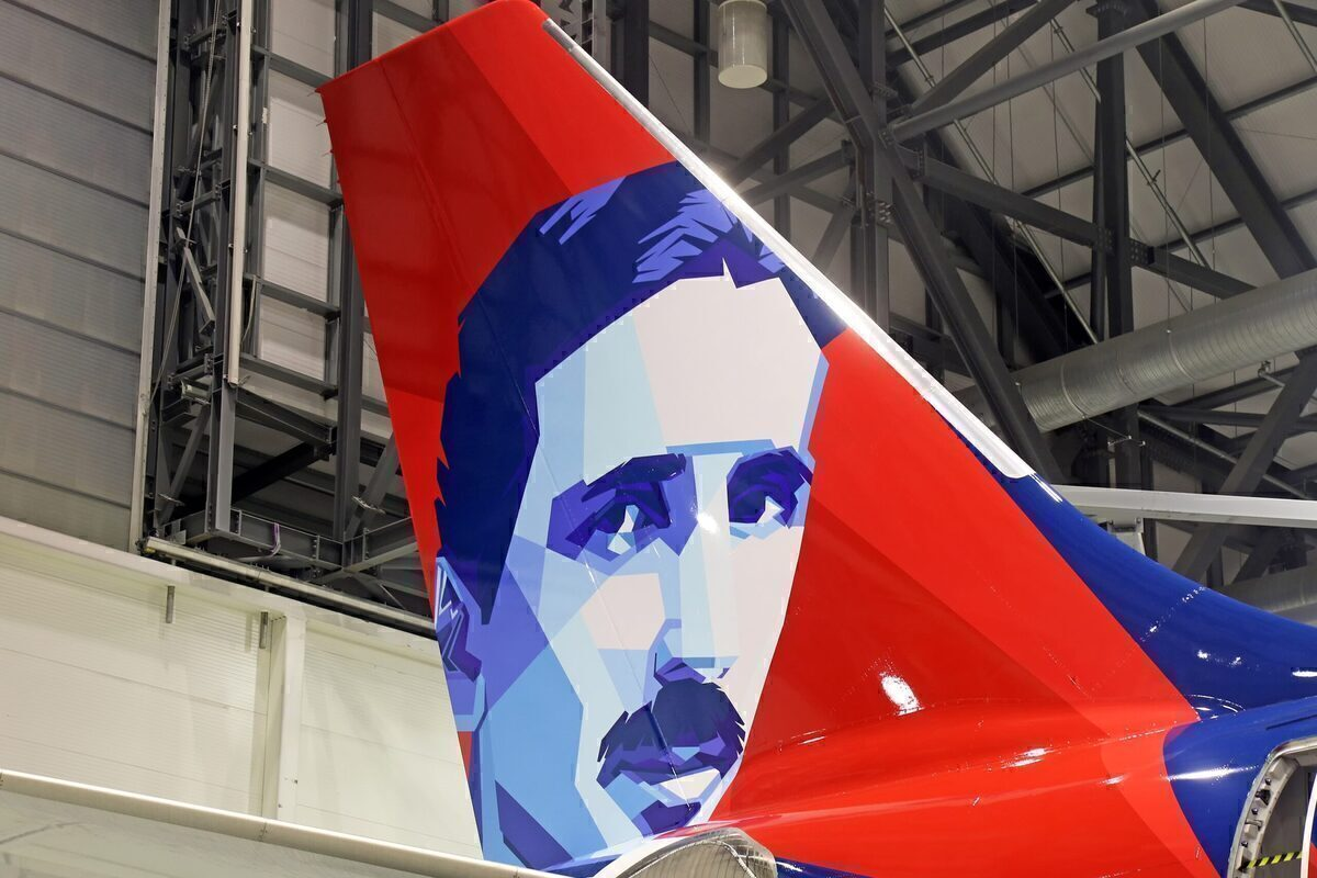 Air Serbia A330