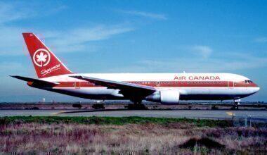 Gimli Glider Boeing 767