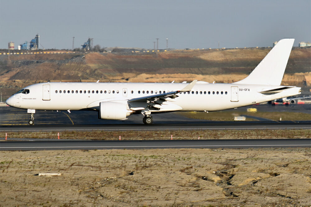 A220 Air Sinai