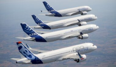 Airbus family formation