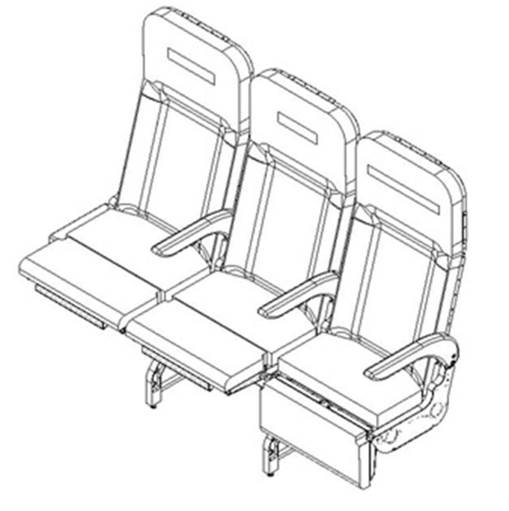 Airbus Xtend seat