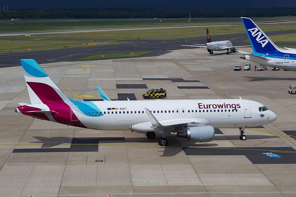 Eurowings A320