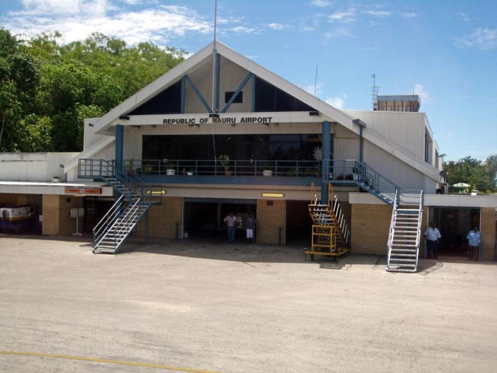 Nauru-Airlines-cleaning-partnership