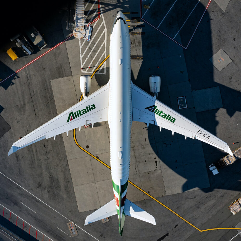 New Alitalia Runs Into Headwinds From EU Over Slots
