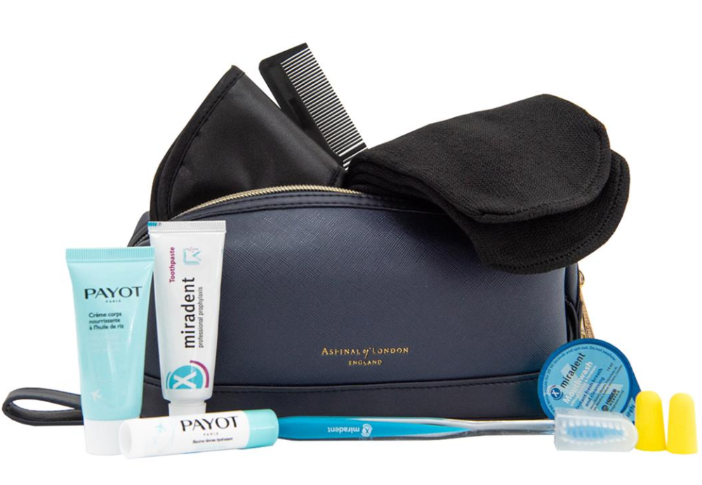 Malaysia Airlines Amenity Kit