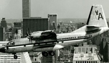 American Airlines McDonnell 188