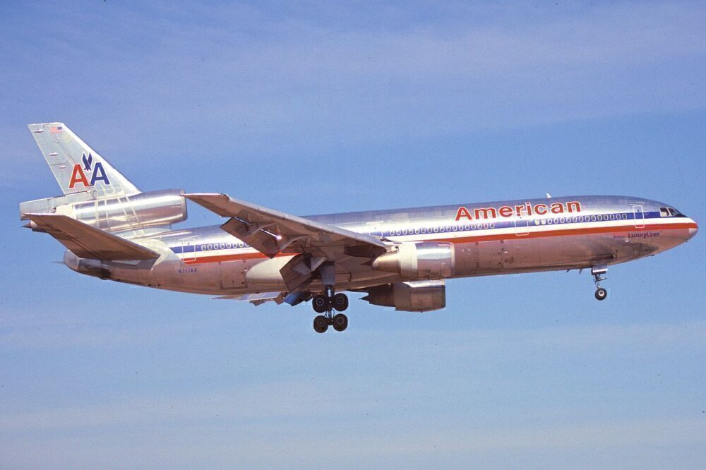 American Airlines McDonnell Douglas DC-10