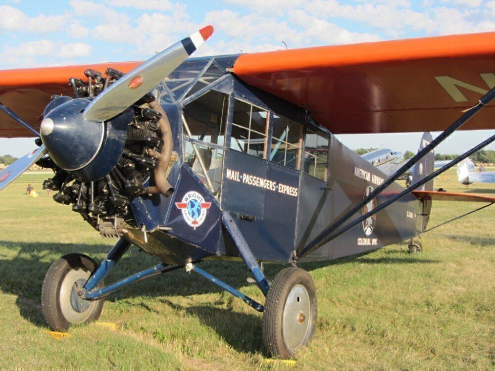 American Airways Fairchild aircraft
