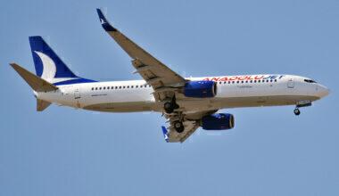AnadoluJet 737-800