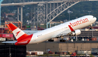 Austrian Airlines, Boeing 767, Retirement