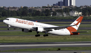 Austrian Airlines, buy onboard, catering