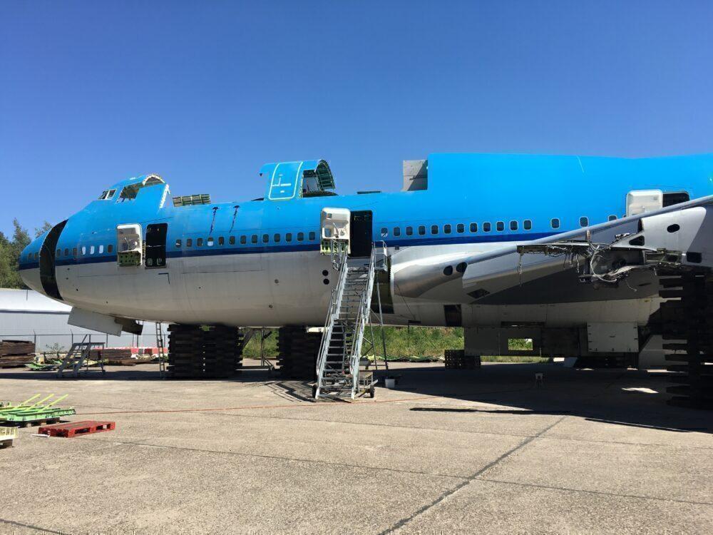 Aviationtag KLM