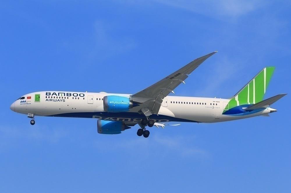 Bamboo Airways B787