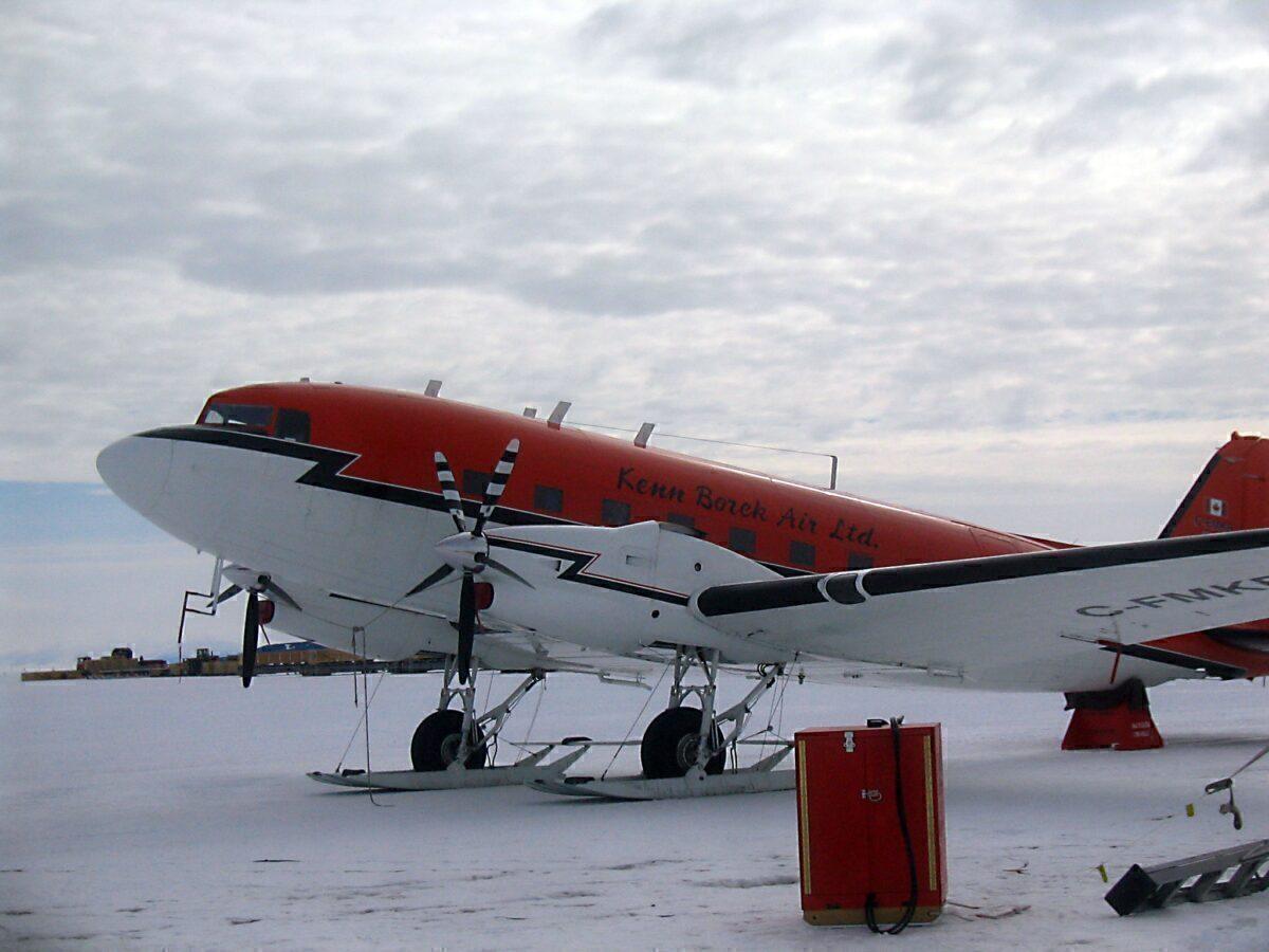 Basler BT-67