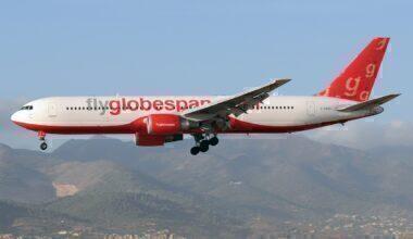 Flyglobespan Boeing 767