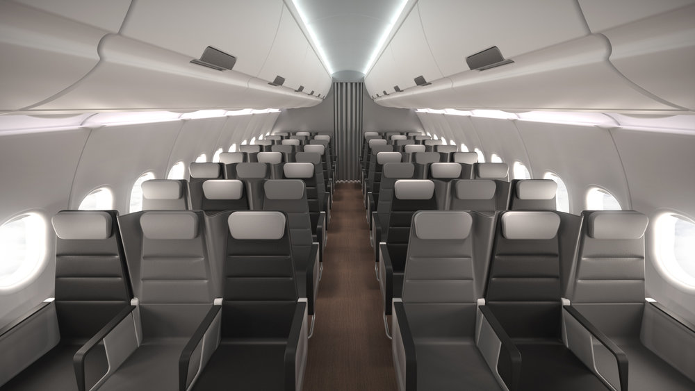 Checkerboard seating