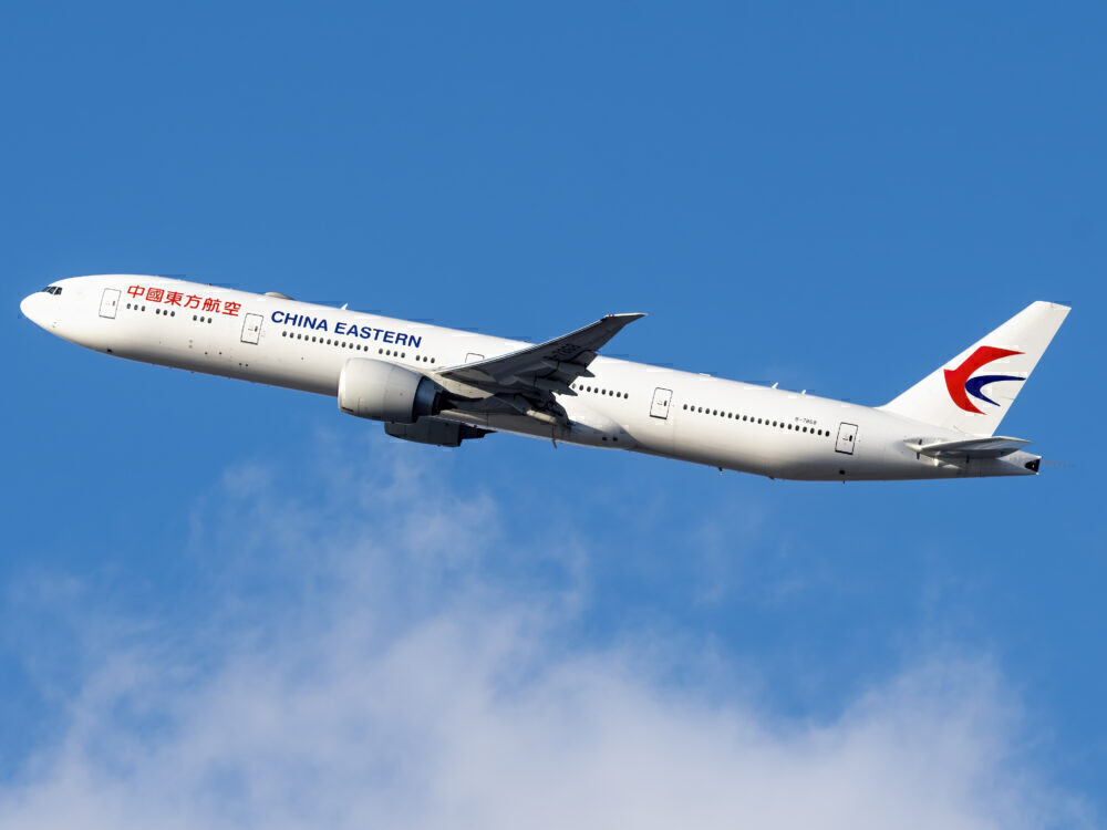 China Eastern Airlines 777-300ER