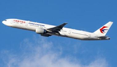 Chian Eastern 777
