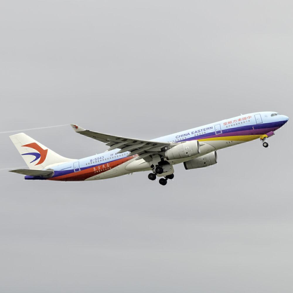 A330 del este de Xi'an