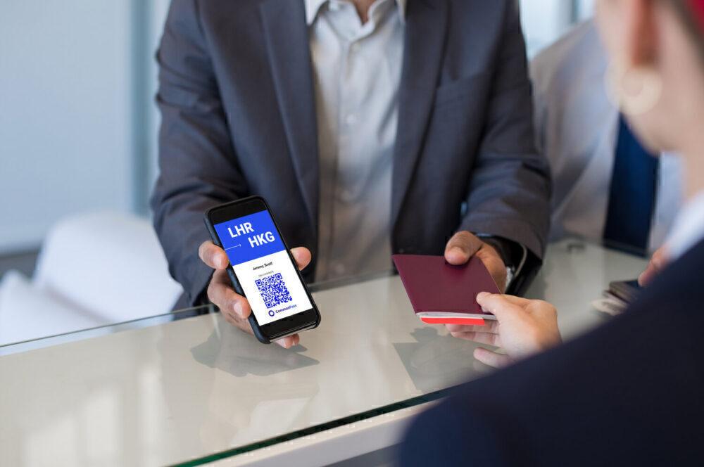 ANA Set To Begin Trials Of CommonPass Health Passport