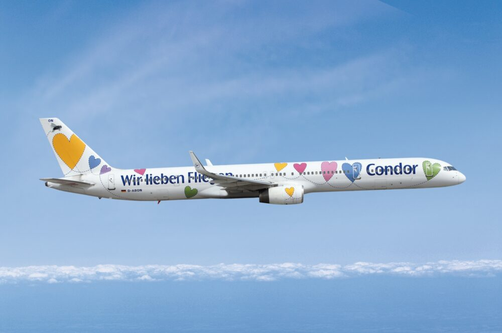 65 Years Ago Condor Airlines Took Its First Flight