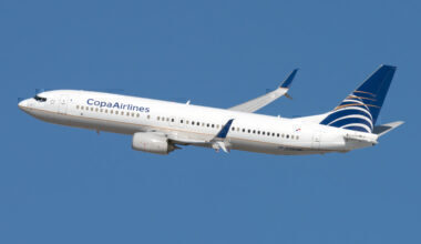 Copa Airlines Boeing 737-8V3 HP-1729CMP